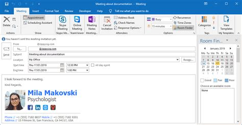 thank you card template to embed in email how to automatically insert email signatures into outlook