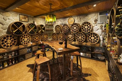 fabriquer sa cuisine am駭ag馥 25 creative wine storage solutions for your inspiration