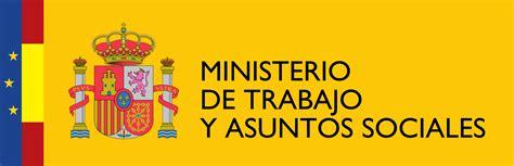 ministerio del interior file logotipo del ministerio de trabajo y asuntos sociales