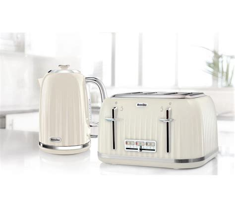 breville kitchen appliances buy breville impressions vtt702 4 slice toaster vanilla