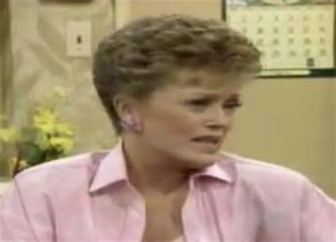 rue mcclanahan haircut golden girls rue mcclanahan blanche sitcoms online