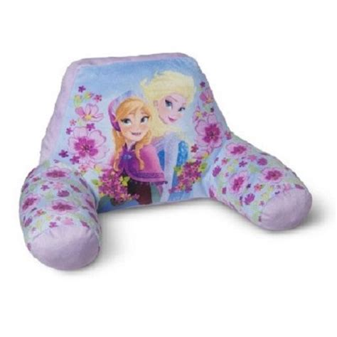 plush bed rest pillow disney frozen toddler plush cushion bed rest pillow brand