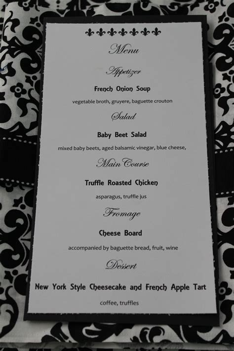 easy elegant dinner menus easy elegant dinner menus 90 best images about party