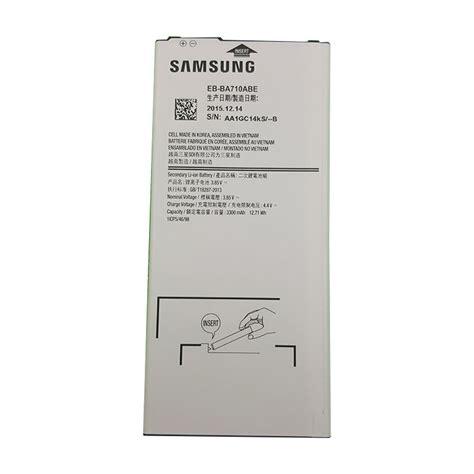 samsung battery battery eb ba710abe galaxy a7 2016