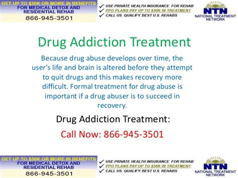 Detox Substance Abuse Treatment by Addiction Treatment The Best One