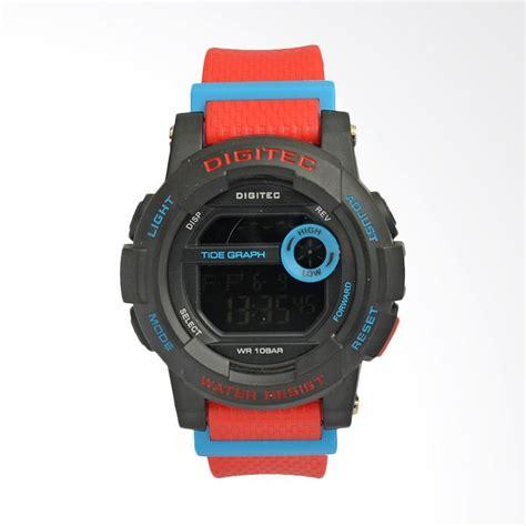 Jam Tangan Digitec Sport 2511 jual digitec sport dg2074bre jam tangan wanita