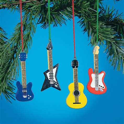 guitar ornaments for christmas tree 25 best images about retro ornaments on trees vintage globe and vintage