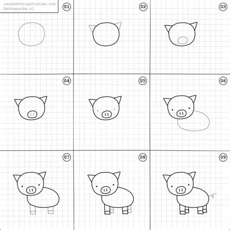how to do easy doodle learn how to draw things with easy also