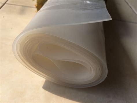 jual silicone rubber sheet karet silikon lembaran