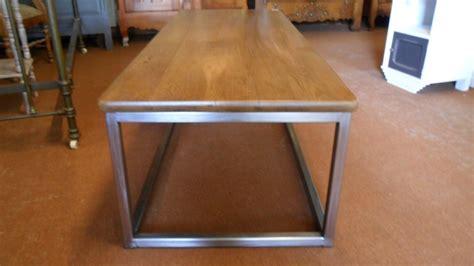 table basse metallique table basse pi 233 tement m 233 tallique table basse pi 233 tement