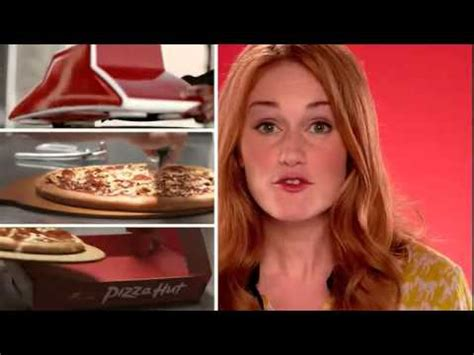 wienerschnitzel commercial gotcha actress q who is the hot redhead girl in the pizza hut