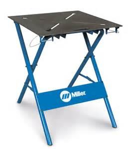 foldable welding table ideas