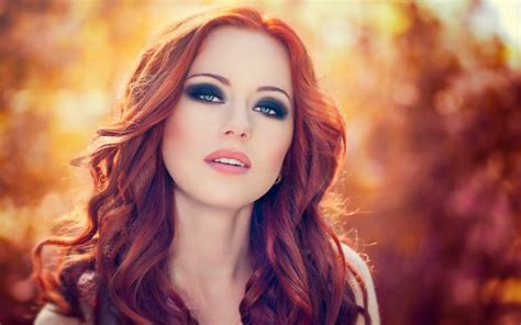 most gorgeous gorgeous redhead wallpaper wallpapersafari