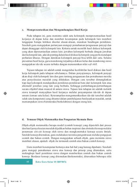 Buku Pegangan Pencari Kerja Iskandarsyah Muhammad buku matematika smp kelas 7 pegangan guru