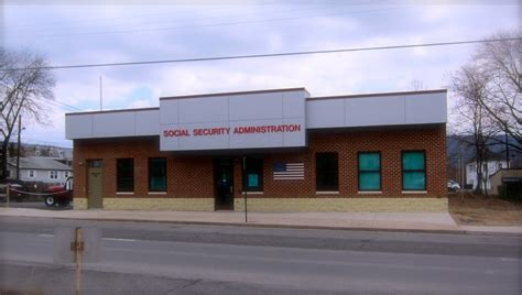 Social Security Office Pa by Mifflin County Pa Social Security Offices