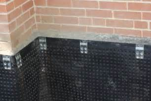 Basement Damp Proofing by Waterproofing Vs Damp Proofing