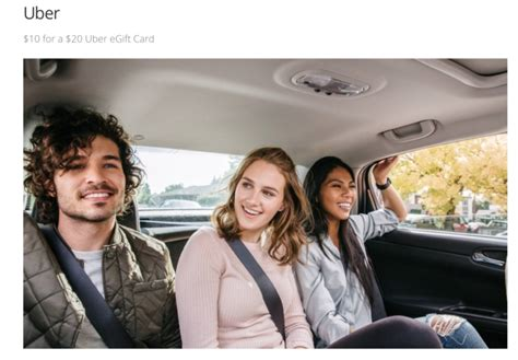 Uber Gift Card 50 Off - hot deal uber gift card 50 off points miles martinis