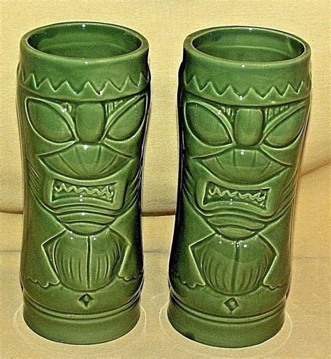 tiki barware 110 best tiki hawaiian culture for sale images on