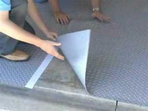 Garage Floor Mat Concrete Floor Protector Mats  Weather