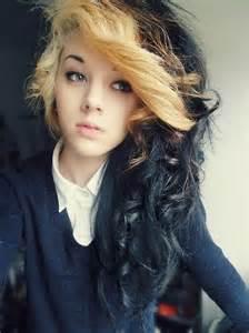 Pretty curly hairstyles cute girls hairstyles via