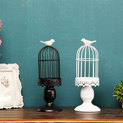 Decorative Bird Cage Candle Holder by Bird Cage Candle Holder