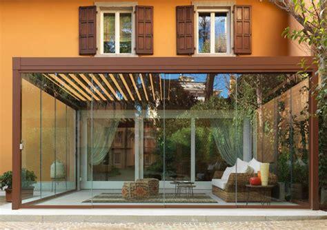 gazebo invernale verande in alluminio per balconi terrazzi giardini d inverno