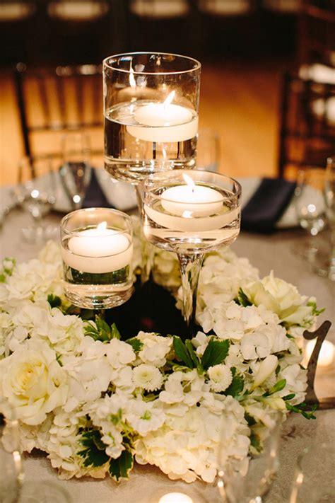 adornos de mesa para bodas con velas decora e ilumina la boda con velas el blog de una novia