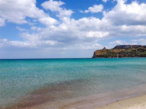 sella cagliari fotografie gratuit艫 cagliari plaja poetto sardinia