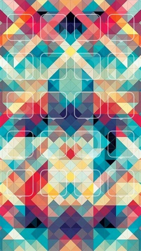 best pattern iphone wallpaper geometric pattern iphone wallpaper www pixshark com