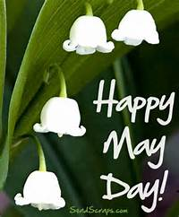 Happy May Day Images