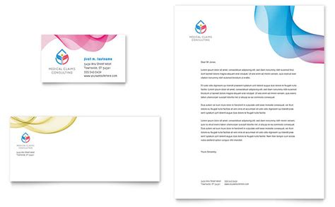 Insurance Letterhead Insurance Consulting Business Card Letterhead Template Design