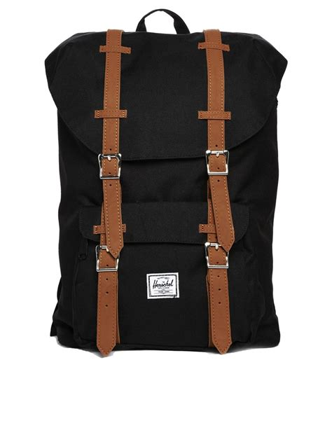 Herschel Backpack Mid Volume by Lyst Herschel Supply Co America Backpack Mid