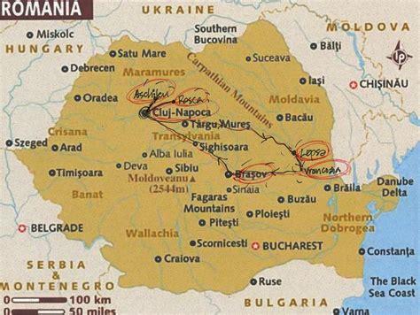 map of romania map of romania heifer 12 x 12
