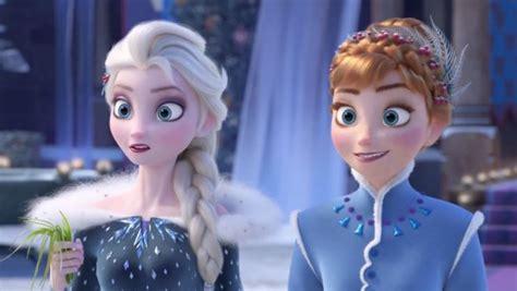 kumpulan gambar olaf frozen adventure film disney terbaru