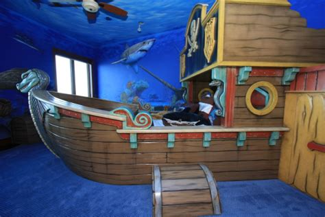 pirate ship bedroom 25 amazing boat rooms for kids design dazzle
