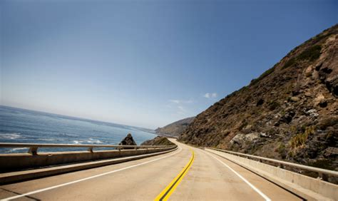 Pch Malibu Road Conditions - bicycle route improvement project in malibu to begin pch lanes closed westsidetoday com