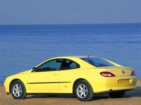 peugeot automatic cars the peugeot with the look of a supercar the 406 coupe