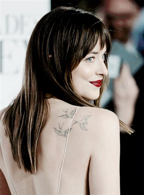 dakota johnson tattoos i like tattoos dakota johnson dakota johnson