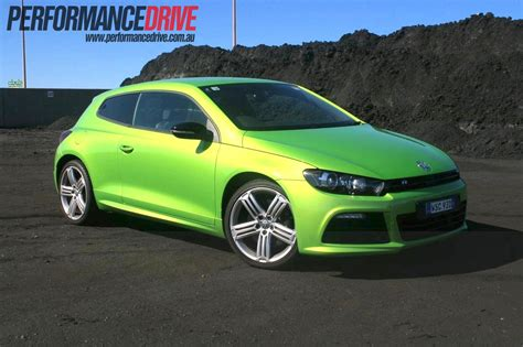 volkswagen scirocco r 2012 2012 volkswagen scirocco r review video performancedrive