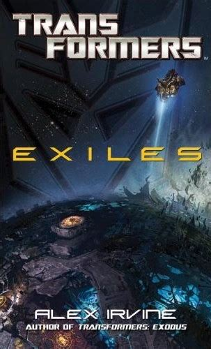 exiles books transformers exiles book out today transformers news