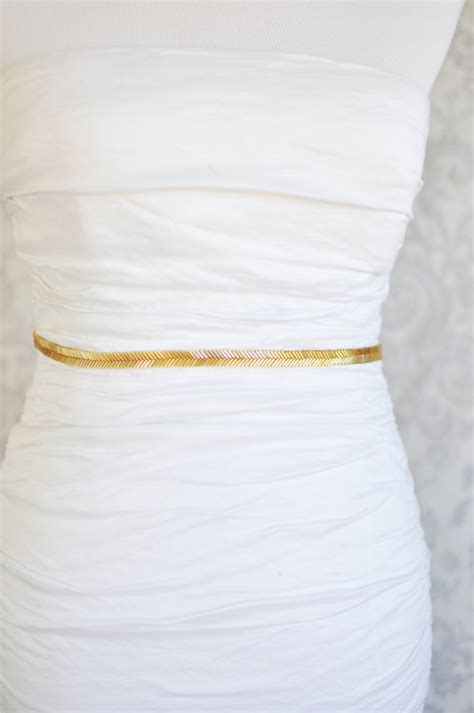 gold beaded belt gold beaded bridal sash gold bridal belt gold wedding belt
