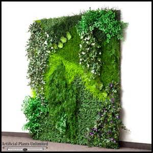 Faux Ivy Trellis Replica Plants Arrangement Wall Hanging Artificial