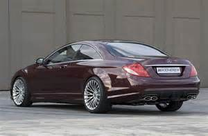 Cl65 Mercedes Kicherer Mercedes Cl65 Amg Car Tuning