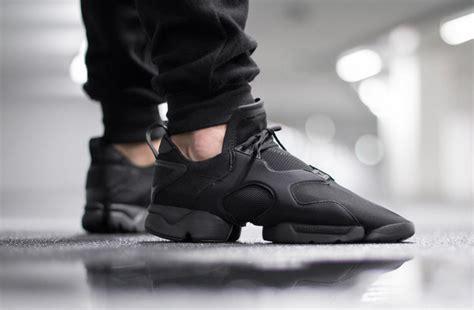 Adidas Y 3 Qasa High Blackcore Black Premium High Quality 2 adidas y 3 kohna black