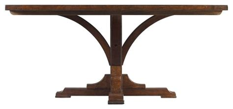 artisan pedestal table base only dining tables by
