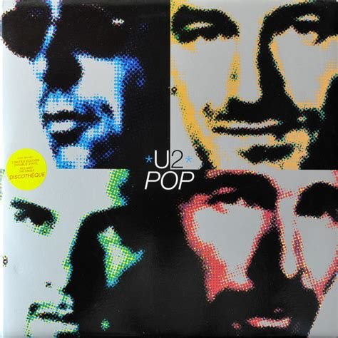 Pop Cd u2 pop vinyl lp album at discogs