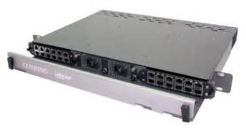 corning pch 01u pretium rack mountable 1u fiber optic