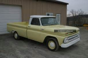 1965 chevy c 10 base truck true survivor from