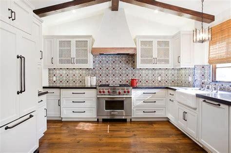 kitchen cabinets in spanish spanish revival backsplash google search spanish