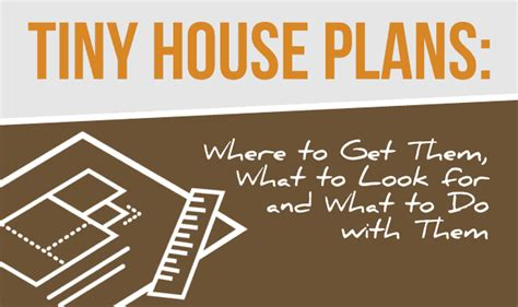 where to buy tiny house plans a guide to what to look for